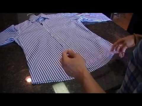 How To Measure For A Custom Dress Shirt