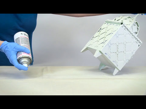 How to Video: How To Apply Glow in the Dark Spray Paint