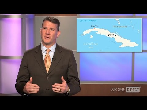 Economic Update: Cuba and U.S. Relations