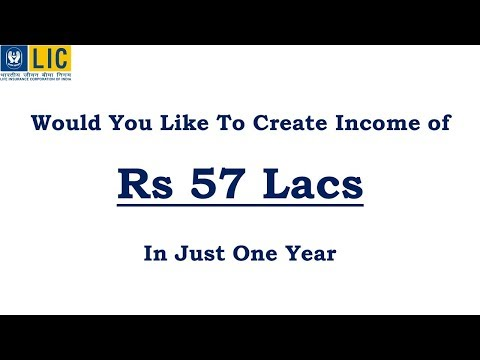 How To Become Lic Agent & Create 57 Lacs in One Year