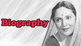 Durga Khote Biography in Hindi | दुर्गा खोटे की जीवनी | Life Story | जीवन की कहानी