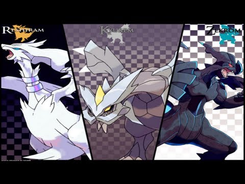 Pokémon Light Platinum - Episode 82: Reshiram, Zekrom and Kyurem