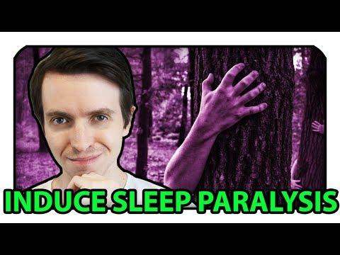 Sleep Paralysis - How to Induce Sleep Paralysis