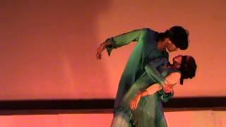 BHARE NAINA BLINDFOLD DANCE