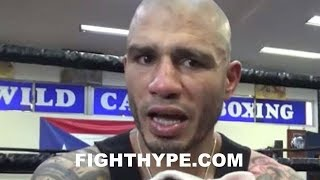 MIGUEL COTTO REVEALS BEST THING HE EVER DID IN HIS CAREER; TALKS FUTURE PLANS IN RETIREMENT