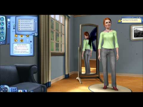 Kitty Plays: Sims 3: Supernatural - Part 1: Create A Sim... Monster!