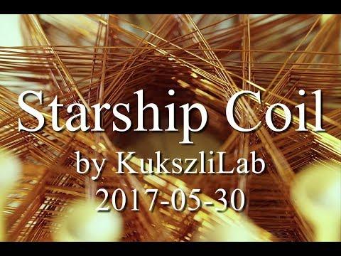 Rodin Starship Coil Part 1 - Building