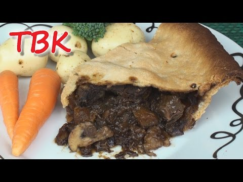 Proper Steak & Ale Pie Recipe - Titli's Busy Kitchen
