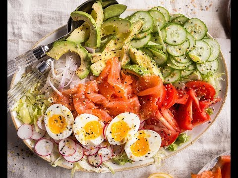 Whole30 Everything-But-The-Bagel Salad