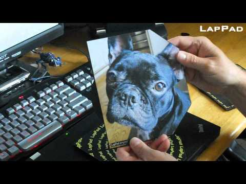 LapPad | Portable Laptop mouse tray | Review