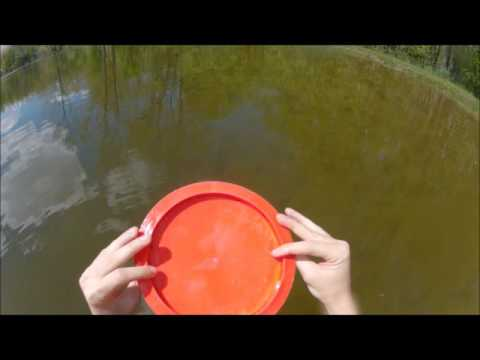 Finding Disc Golf Discs