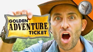 GOLDEN ADVENTURE TICKET!