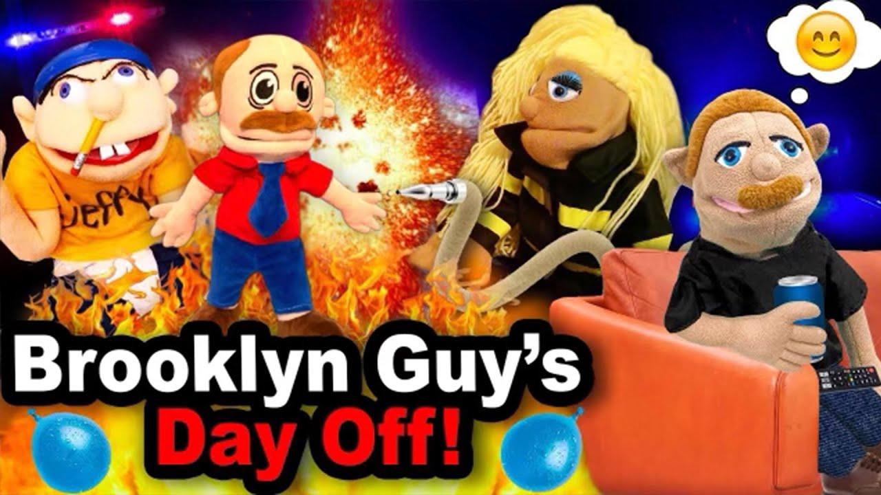 SML Movie: Brooklyn Guy's Day Off!