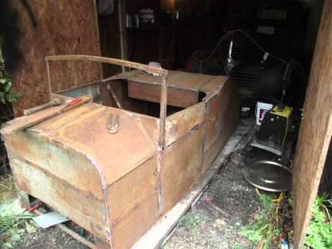 How To Build A Rat Rod Roadster Body