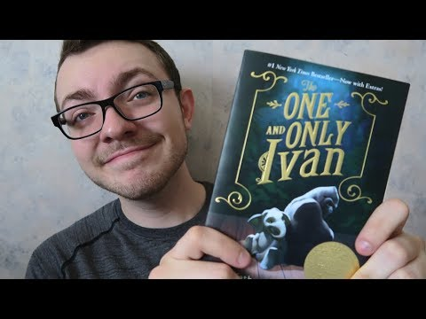 The One and Only Ivan by Katherine Applegate Book Review