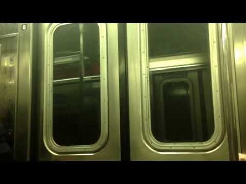 NYC Subway R62 3 Train Ride From 34th to Wall Street