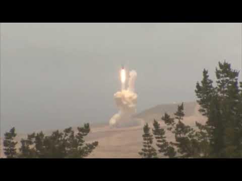 US Missile Defense System Shoots Down Mock ICBM
