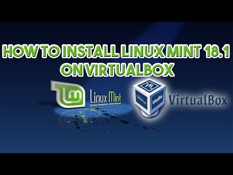 How to Install Linux Mint 18.1 on VirtualBox