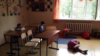 Disabled Children Face Violence, Neglect in Russian Orphanages
