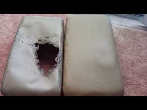 Lexus GS 300/400 Armrest Leather Tearing Repair/Replace
