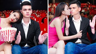 What If Your Boyfriend Was A Mannequin? | Weird Situations And Embarrassing Moments By T-FUN