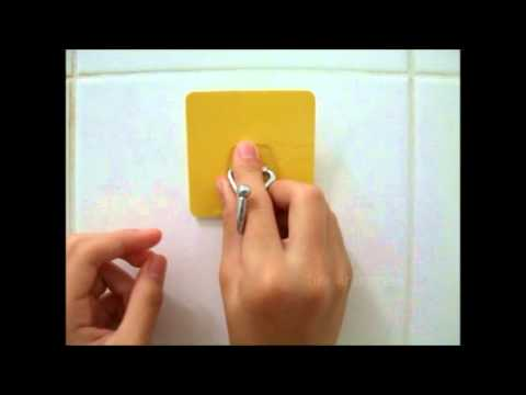 Self Adhesive Hooks and Hangers: How it works and Tips