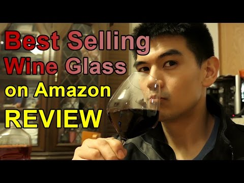 Best Selling Wine Glass Amazon (Bormioli Rocco Restaurant Red Wine Glass Review)