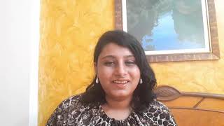 Introducing Myself - Hi, I'm Ankita Raut 🙂
