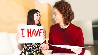 NEVER HAVE I EVER KISSED A GIRL! (Challenge)