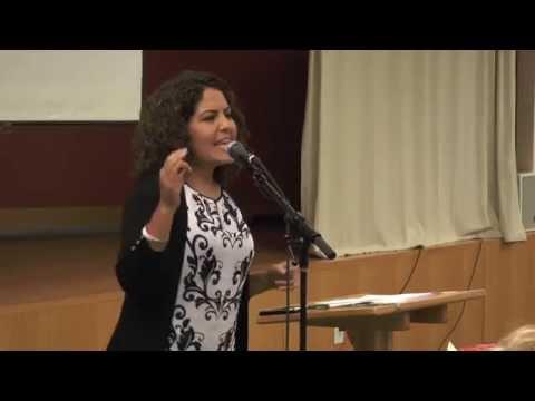 Dr. Rania Masri's Speech at