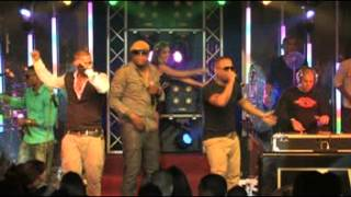 Los 4 & El Micha   Llamame Live In PMMBDJ