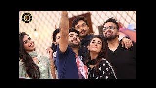 Salam Zindagi - Ayaz Samoo & Shehzeen - Top Pakistani Show