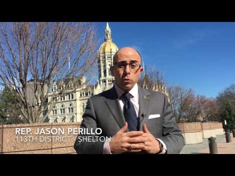 Rep. Jason Perillo on Governor's Proposal to Increase Pistol Permit Fees
