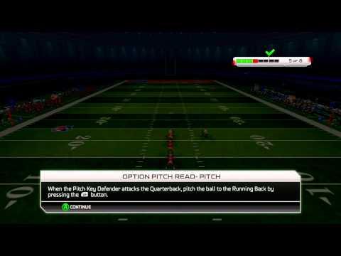Madden 25: Quarterback Option Training