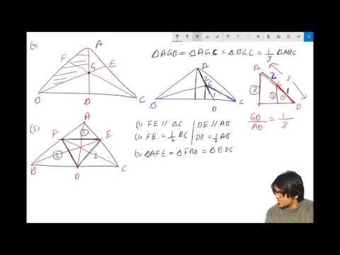 #Solution of triangle-Par-15-Length of Median