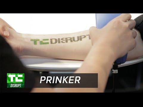 Prinker Temporary Tattoo