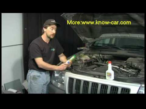 Auto repair videos: How to Clean Fuel Injectors