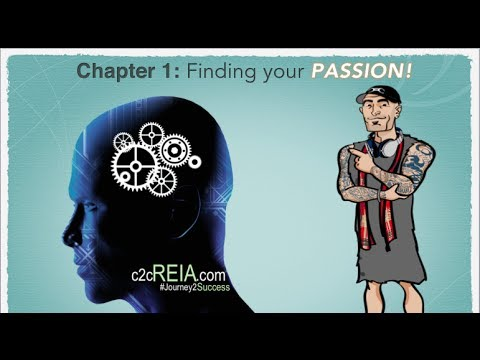 Finding your Passion- Journey 2 Success™  w-Pete Asmus Ch 1