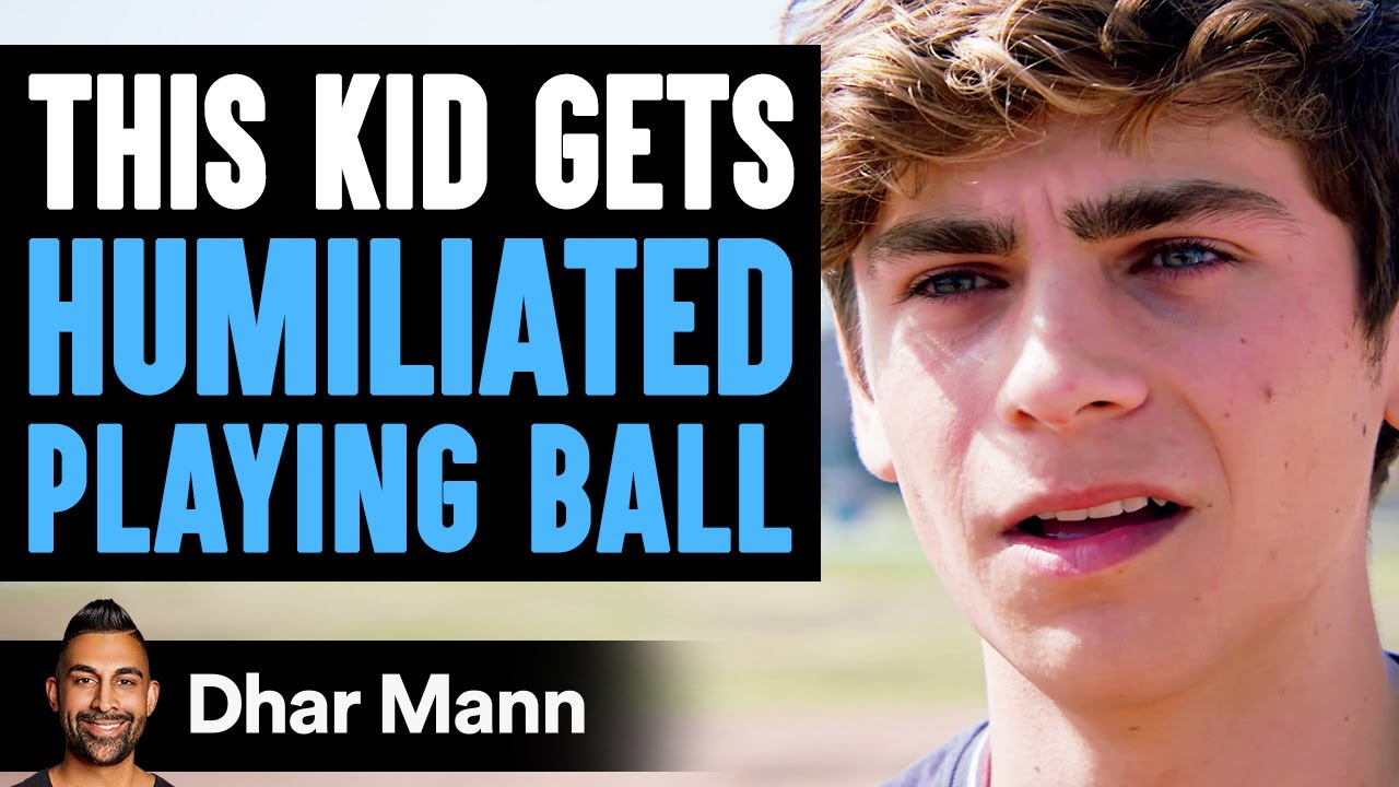 KID Gets HUMILIATED Playing Ball, What Happens Next Is Shocking | Dhar Mann