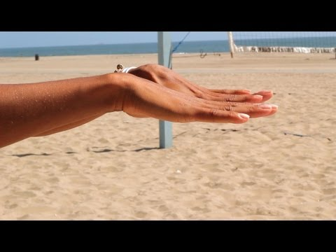 How to Protect Your Fingers | Volleyball Lessons