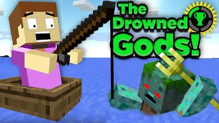 Game Theory: The Murky History of Minecraft's Underwater Gods
