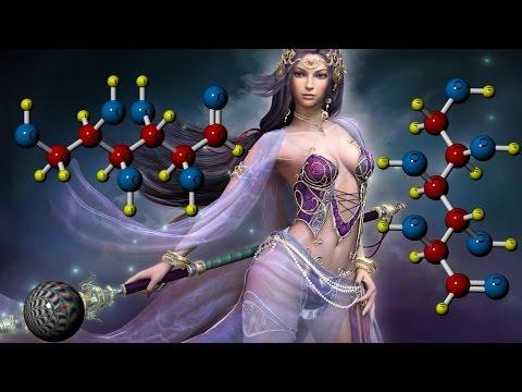 Glucose (Sugar): 3D Molecular Structure