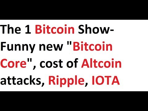 The 1 Bitcoin Show- Funny new