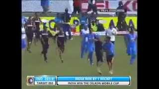 DHONI FINISHES OFF IN STYLE!!!!!!!!!!!!!!!!!!!!!!!!!!!!!!!!!!