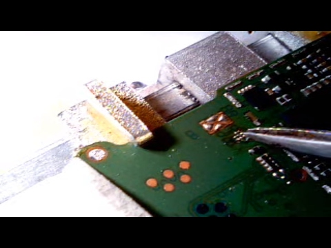 Nokia Sim IC removing and jumpering