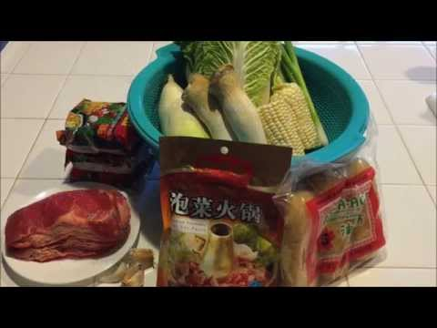 Quick And Simple Hot Pot For Two