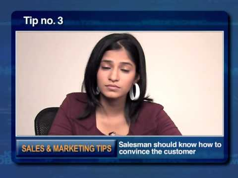 Sales And Marketing Tips Lesson 17