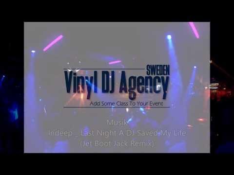 Vinyl DJ Agency