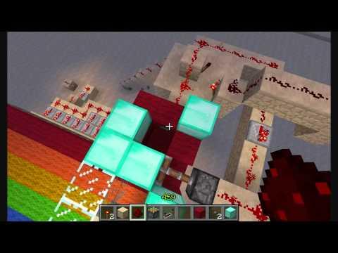 Let's show! Minecraft #054 Rainbow Runner Tutorial Part 3 (german HD)