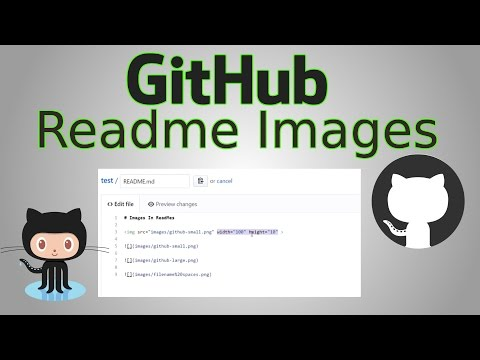 GitHub Readme Images Tutorial (screenshots in readmes)